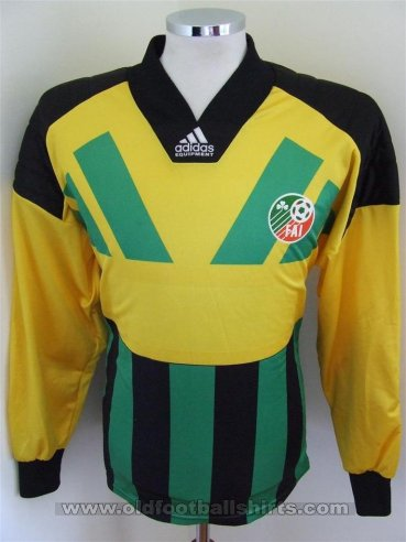 Republic of Ireland Goalkeeper football shirt 1992 - 1993