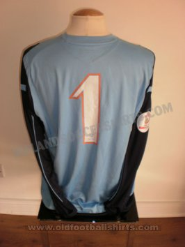 Republic of Ireland Goalkeeper football shirt 2005 - 2007
