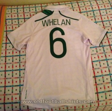 Republic of Ireland Away football shirt 2012