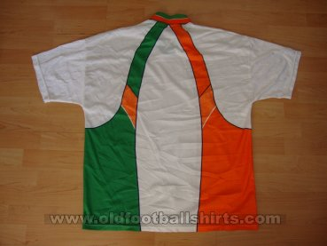 Republic of Ireland Away football shirt 1994 - 1996