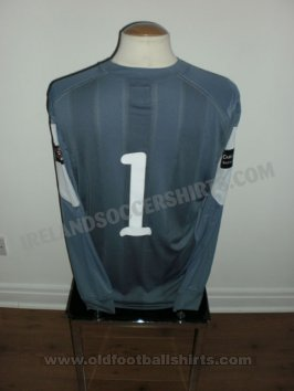 Republic of Ireland Keeper  voetbalshirt  2010 - 2011