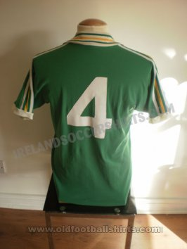 Republic of Ireland Home football shirt 1981 - 1982