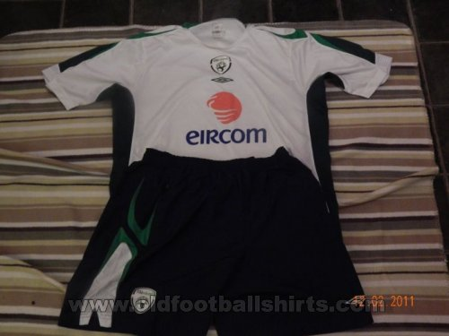 Republic of Ireland Unknown shirt type (unknown year)