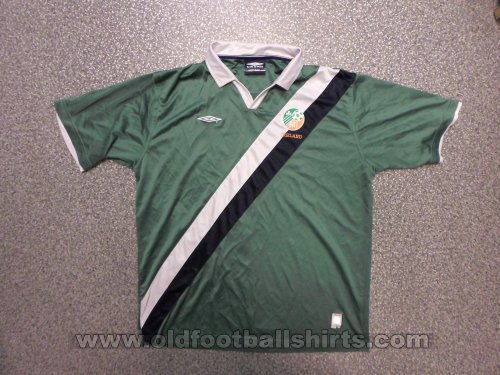 Republic of Ireland Home football shirt (unknown year)