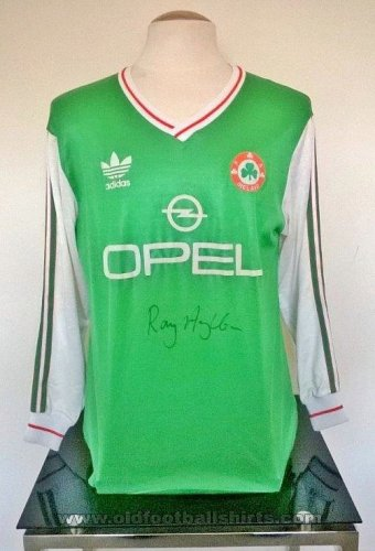 Republic of Ireland Third football shirt 1987 - 1988