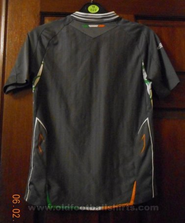 Republic of Ireland Third football shirt 2006 - 2007