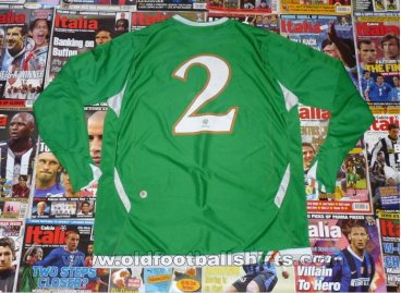 Republic of Ireland Home football shirt 2006 - 2008