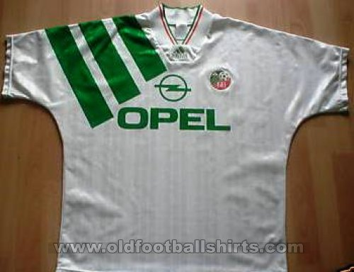Republic of Ireland Away football shirt 1993 - 1994