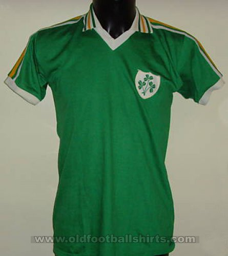 Republic of Ireland Home football shirt 1978 - 1983