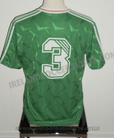 Republic of Ireland Home football shirt 1990 - 1991