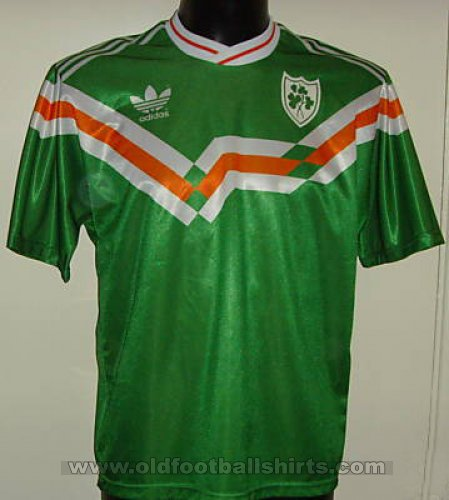Republic of Ireland Special football shirt 1989