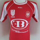 Hvidovre IF football shirt 2005 - 2006