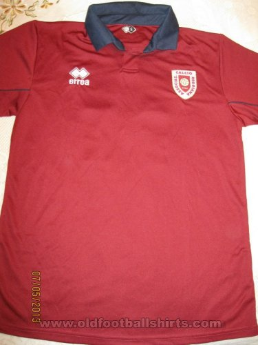 A.C. Reggiana 1919 Home football shirt 2011 - 2012