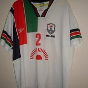 Away football shirt 2002