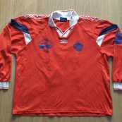 Away Camiseta de Fútbol (unknown year)