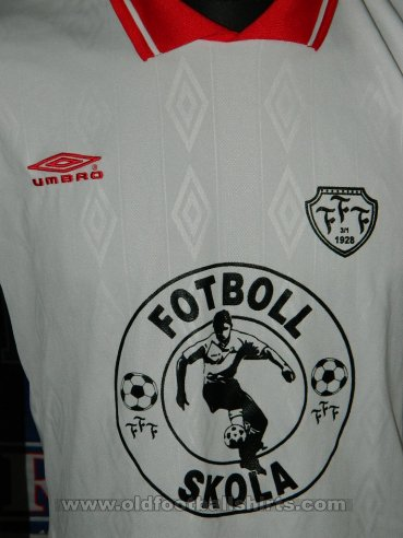 Falkenbergs FF Unknown shirt type (unknown year)