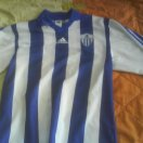 Anorthosis Famagusta football shirt 2001 - 2002