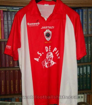 Royal Antwerp Football Club Home voetbalshirt  (unknown year)