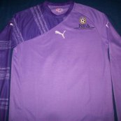 Goalkeeper football shirt 2010