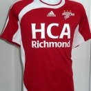 Richmond Kickers football shirt 2008