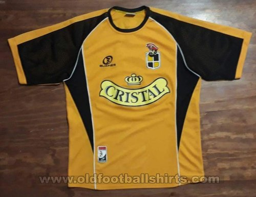 Coquimbo Unido Home football shirt 2002 - 2003