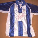 Colchester United Maillot de foot 2002 - 2004