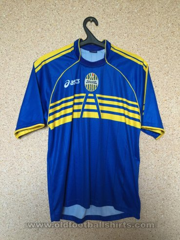Hellas Verona F.C. Home футболка (unknown year)