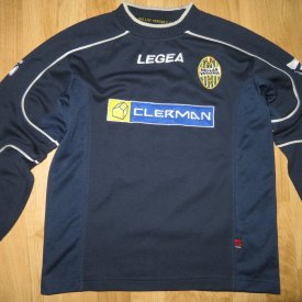 Hellas Verona F.C. Training/Leisure football shirt (unknown year) sponsored by Clerman