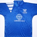 Leek Town football shirt 1995 - 1996