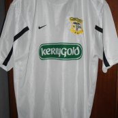 Away football shirt (unknown year)