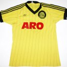 SpVgg Bayreuth football shirt 1982 - 1983