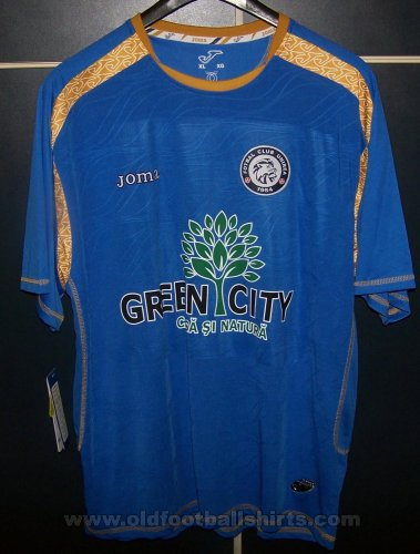 Unirea Urziceni  Unknown shirt type (unknown year)