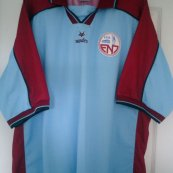 Cup Shirt voetbalshirt  1989 - 1990