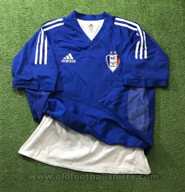 Suwon Samsung Bluewings Home football shirt 2002
