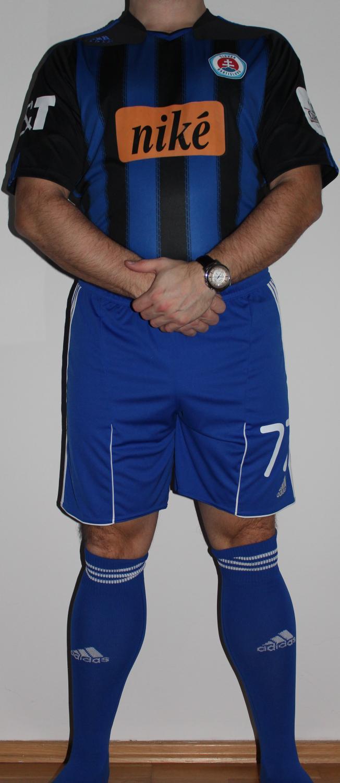 151fc3030c SK Slovan Bratislava Away football shirt 2011 - 2012.