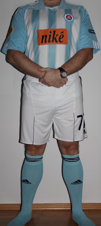 1bebcc308c SK Slovan Bratislava Home maglia di calcio 2011 - 2012.