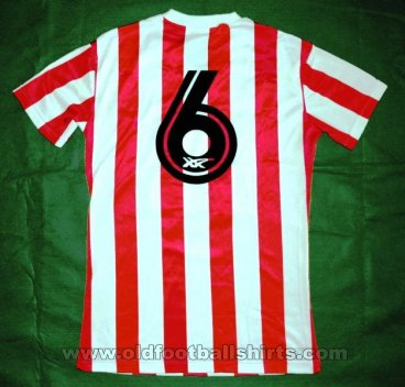 Olympiacos Home football shirt 1984 - 1985