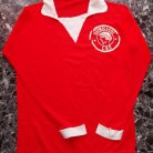 Olympiacos Local Camiseta de Fútbol 1933 - 1934