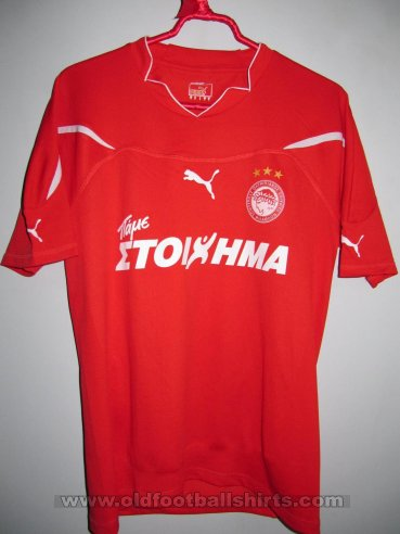 Olympiacos Special football shirt 2011 - 2012