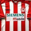 Olympiacos football shirt 2002 - 2003