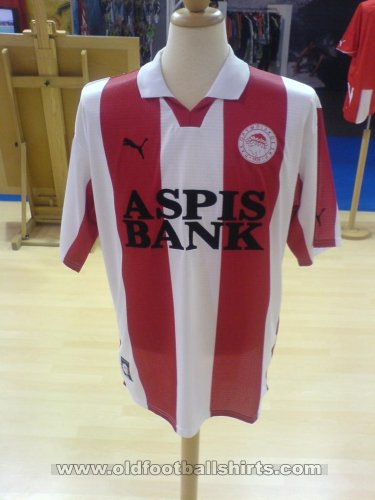 Olympiacos Home football shirt 1999 - 2000