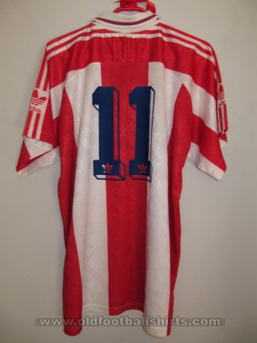 Olympiacos Home football shirt 1994 - 1995