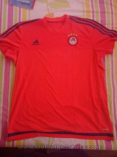 Olympiacos Goalkeeper football shirt 2015 - 2017
