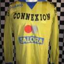 Sporting Toulon Var football shirt 1987 - 1988