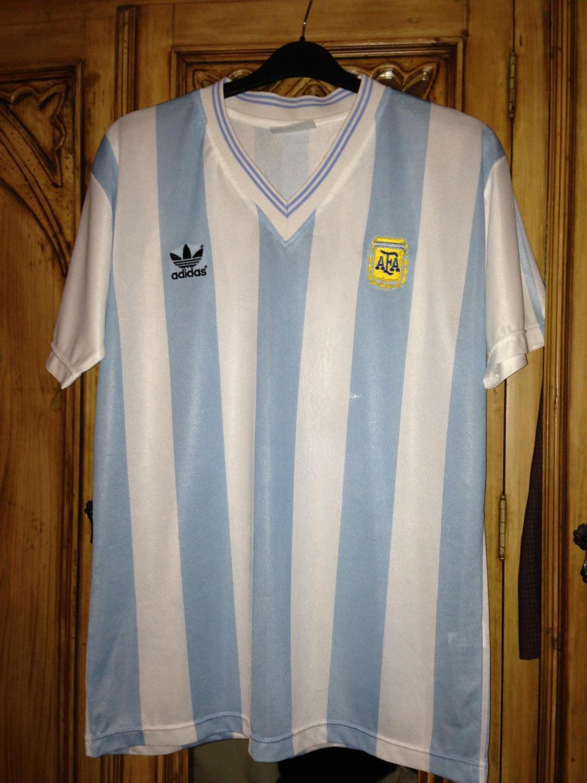 f3a3573c3 Argentina Home maglia di calcio 1990.