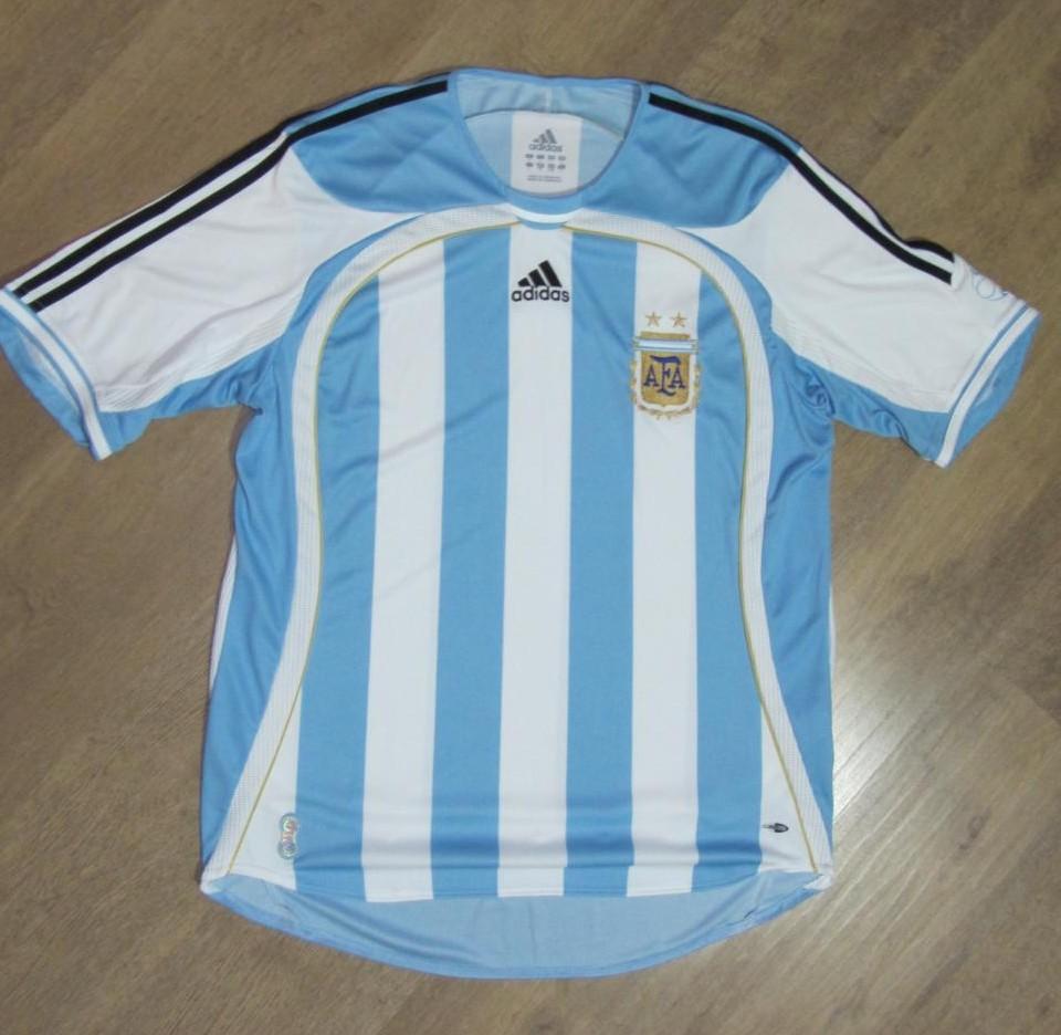 Camisetas Seleccion Argentina