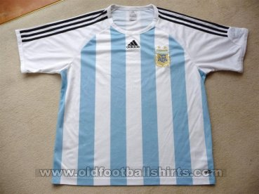 Argentina Home football shirt 2008 - 2009
