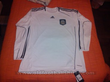 Argentina Goalkeeper football shirt 2011