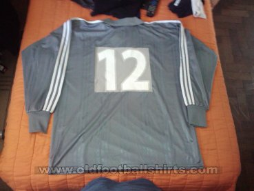 Argentina Goalkeeper football shirt 2001 - 2002