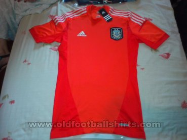 Argentina Goalkeeper football shirt 2013